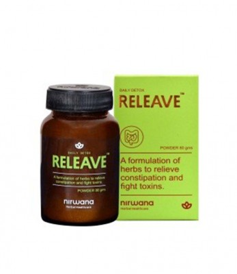 Nirwana Herbal Releave Powder