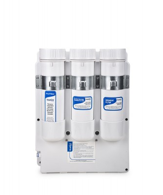 Bluebird Pure Dazzle 3.2-Litre RO + UV + Alkarich Technology Water Purifier