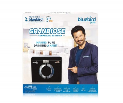 Bluebird Pure Grandiose RO + UV Water Purifier
