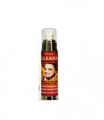 Hassnar Cleara (Instant Glowing Fairness CC Cream)