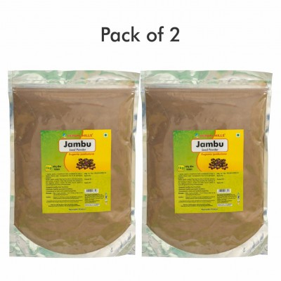 Jambu Beej powder - 1 kg powder - Pack of 2