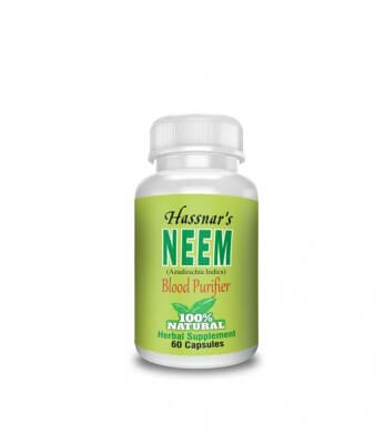 Hassnars Neem (Blood Purifier)