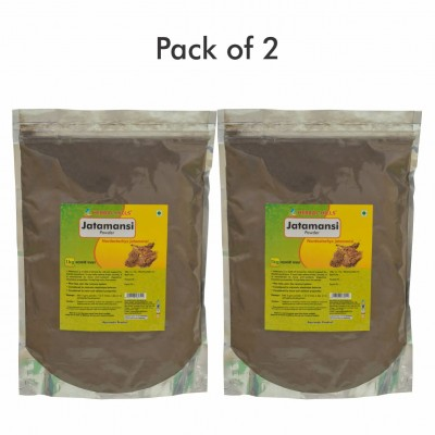 Jatamansi Powder - 1 kg powder - Pack of 2