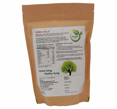 Flax seeds - 500gms