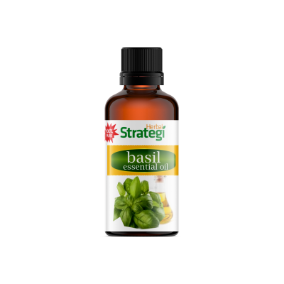Basil Essential Oil 50 ml