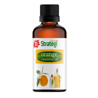 Orange Essential Oil 50 ml