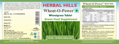 Wheat-O-Power 120 Tablet