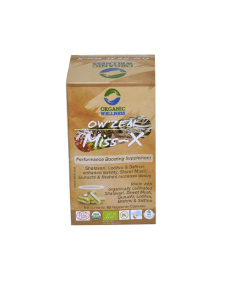 Organic wellness OW'Zeal Miss - X