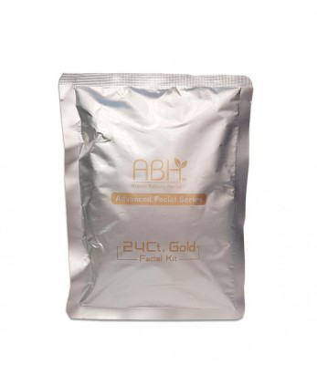 Aroma Aina GOLD POUCH FACIAL KITS
