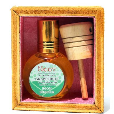 Neev Herbal Grapefruit Room Diffuser For mood uplifting and relieving hangover