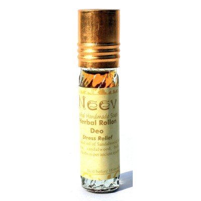 Neev Herbal Rollon Deo Stress Relief