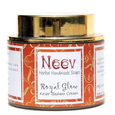 Neev herbal Royal Glow Kesar Badam Cream