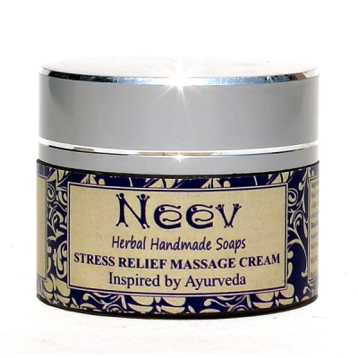 Neev herbal Stress Relief Massage Cream Inspired by Ayurveda