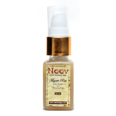Neev herbal Rose Majestic Glow Face Wash