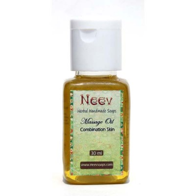 Neev herbal Aromatherapy Massage Oil for Combination Skin