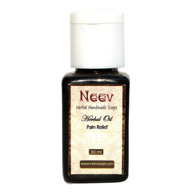 Neev Herbal Massage Oil for pain relief