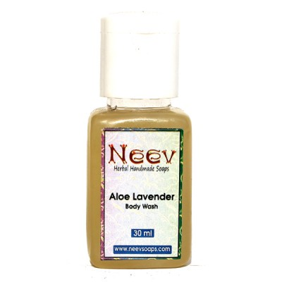 Neev herbal Aloe Vera Body Wash Moisturizing and Rejuvenating