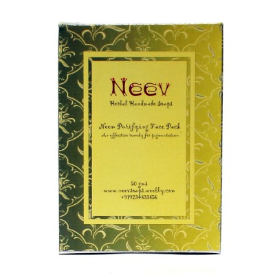 Neev herbal Neem Purifying Face Pack