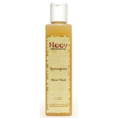 Neev herbal Lemongrass Hand Wash For Deep Relaxation and Freshness