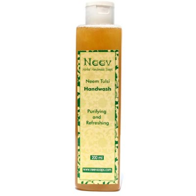 Neev herbal Neem Tulsi Handwash Purifying and Refreshing
