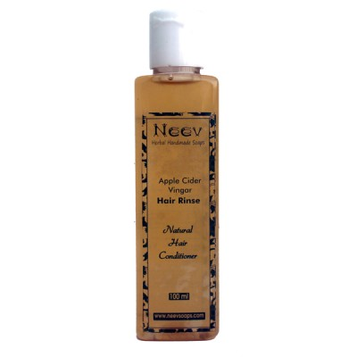 Neev herbal Apple Cider Vinegar Hair Rinse Natural Hair Conditioner
