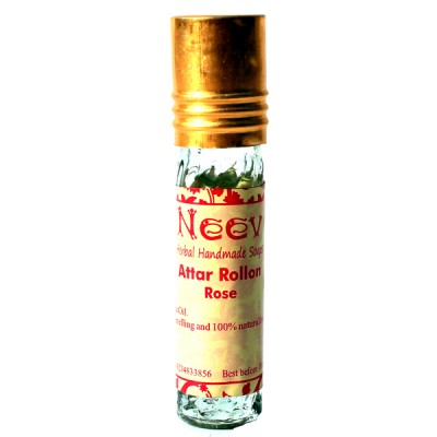 Neev herbal Attar Rollon Rose