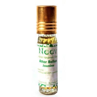Neev herbal Attar Rollon Jasmine
