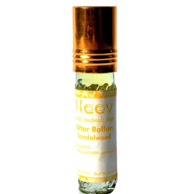 Neev herbal Attar Rollon Sandalwood