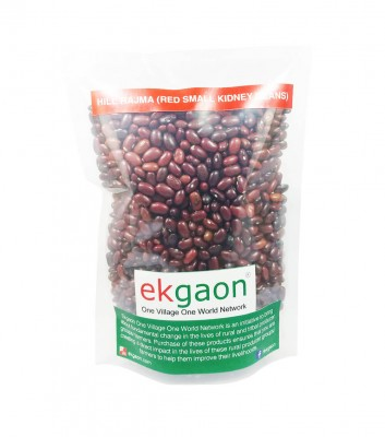Ekgaon Hill Rajma (Red Small Kidney Beans)