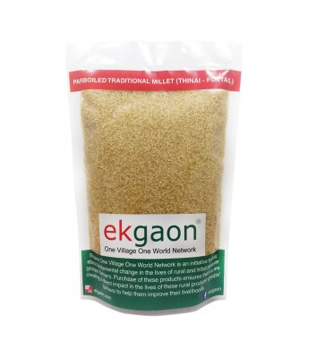 Ekgaon Parboiled Traditional Millet (Thinai - Foxtail)