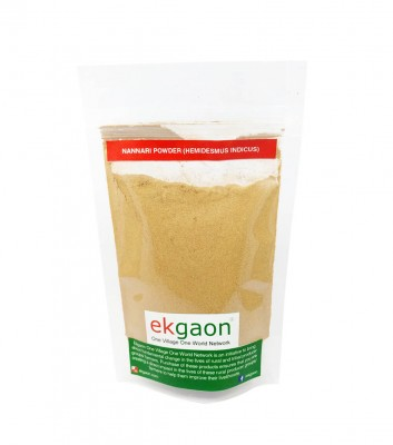 Ekgaon Nannari Powder (Hemidesmus indicus)