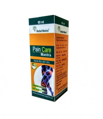 NB Healthcare Pain Care Mantra