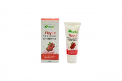 Vadira Apple Mulberry Facewash