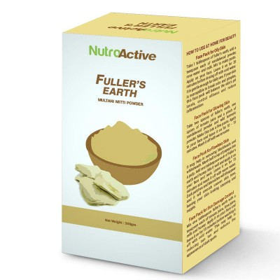 NutroActive Fuller's Earth (Multani Mitti) Powder