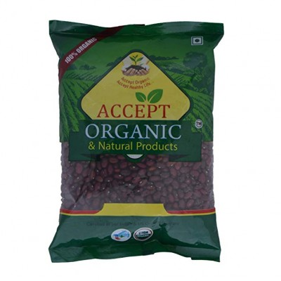 Accept organic Red Rajma 1 kg