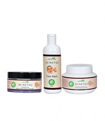 Aarogyam Wellness Acnevel Kit