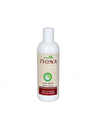 Aarogyam Wellness Lovna Aloe Neem Body Wash