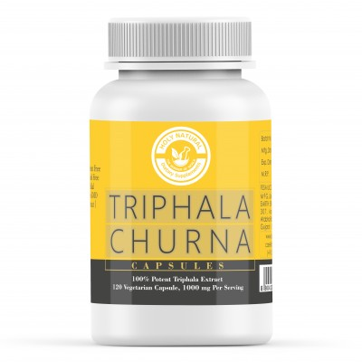 Holy Natural the Wonder of World Triphala Extract Capsule