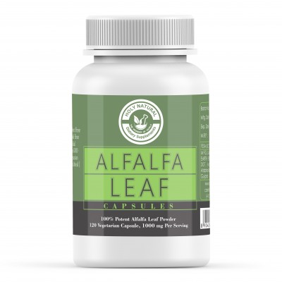 Holy Natural the Wonder of World  Alfalfa Capsule