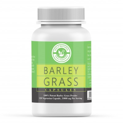 Holy Natural the Wonder of World Barley Grass Capsule