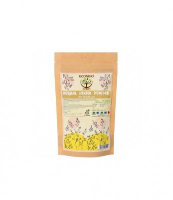 EcoNBio Roots Herbal Heena Powder 100gms
