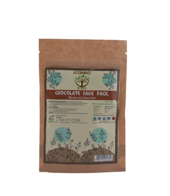 EcoNBio Roots Natural Chocolate Face Pack 50 gm