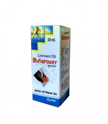 Oyster Butapower( Liniment Oil)