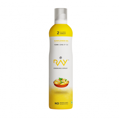 Ray Health  Cooking Spray - Sunflower