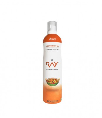 Ray Health Cooking Spray - Groundnut