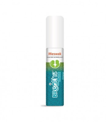 Ray Health Breathe Herbal Breath Freshener - Meswak
