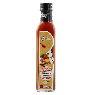 Nutriorg Healthy Heart  Apple cider Vinegar 250ml