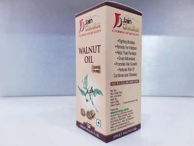 Jain Diwakar 100% Pure Walnut Oil