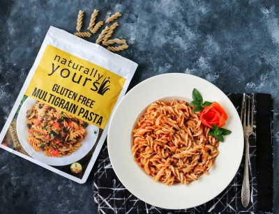 Naturally Yours Gluten Free Multi Grain Pasta (Pack of 2)