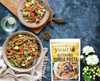 Naturally Yours Gluten Free Quinoa Pasta (Pack of 2)
